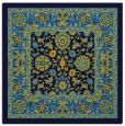 rug #1304827 | square blue rug