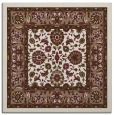 rug #1304955 | square beige traditional rug