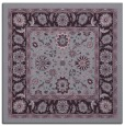 rug #1305051 | square purple borders rug