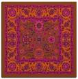 rug #1305080 | square traditional rug