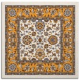 rug #1305159 | square white traditional rug