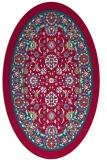 rug #1305283 | oval popular rug