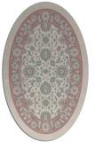 rug #1305287 | oval borders rug