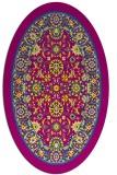 rug #1305365   oval natural rug