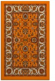 rug #1305531 |  orange traditional rug