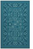 rug #1305599    blue-green borders rug