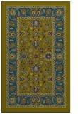 rug #1305607 |  green borders rug