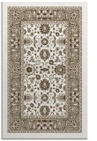 rug #1305695 |  mid-brown borders rug