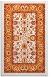 rug #1305747 |  orange natural rug