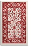 rug #1305799 |  red traditional rug