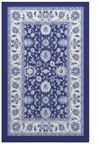 rug #1305831 |  blue borders rug