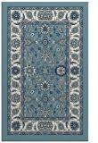 rug #1305843 |  white damask rug