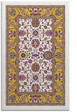rug #1305859 |  yellow borders rug