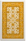 rug #1305887 |  light-orange damask rug