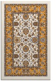 rug #1305895 |  light-orange traditional rug