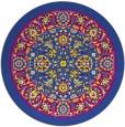 rug #1306102 | round borders rug