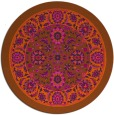 rug #1306184   round natural rug