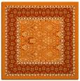 rug #1306635   square beige borders rug