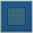 rug #1306670 | square borders rug