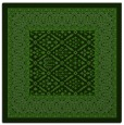 rug #1306779 | square light-green borders rug