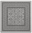 rug #1306859 | square red-orange traditional rug