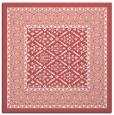 rug #1306878 | square traditional rug