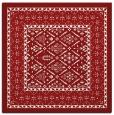 rug #1306906   square damask rug