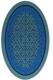 rug #1307038 | oval popular rug