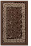 rug #1307387 |  black borders rug