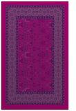 rug #1307407 |  pink borders rug