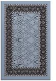 rug #1307479 |  blue-violet traditional rug