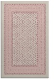 rug #1307495 |  pink borders rug