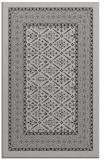 rug #1307595 |  orange damask rug