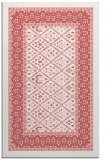 rug #1307611 |  white damask rug