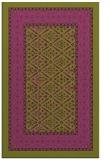 rug #1307619 |  purple damask rug