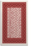 rug #1307639 |  red borders rug