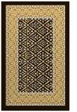 rug #1307675 |  brown traditional rug