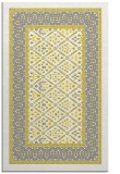 rug #1307699 |  white traditional rug