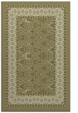rug #1307723 |  light-green damask rug