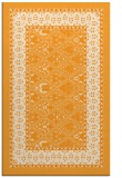 rug #1307731 |  light-orange borders rug