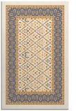 rug #1307735 |  light-orange traditional rug