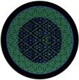rug #1307943 | round damask rug
