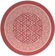 rug #1307982   round damask rug