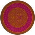 rug #1308024 | round popular rug