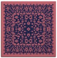 rug #1308567 | square pink borders rug