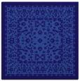 rug #1308575 | square blue-violet traditional rug
