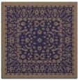 rug #1308579 | square blue-violet rug