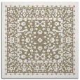 rug #1308639 | square white traditional rug
