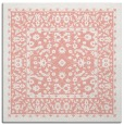 rug #1308715 | square pink traditional rug