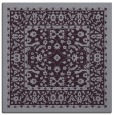 rug #1308731 | square purple traditional rug